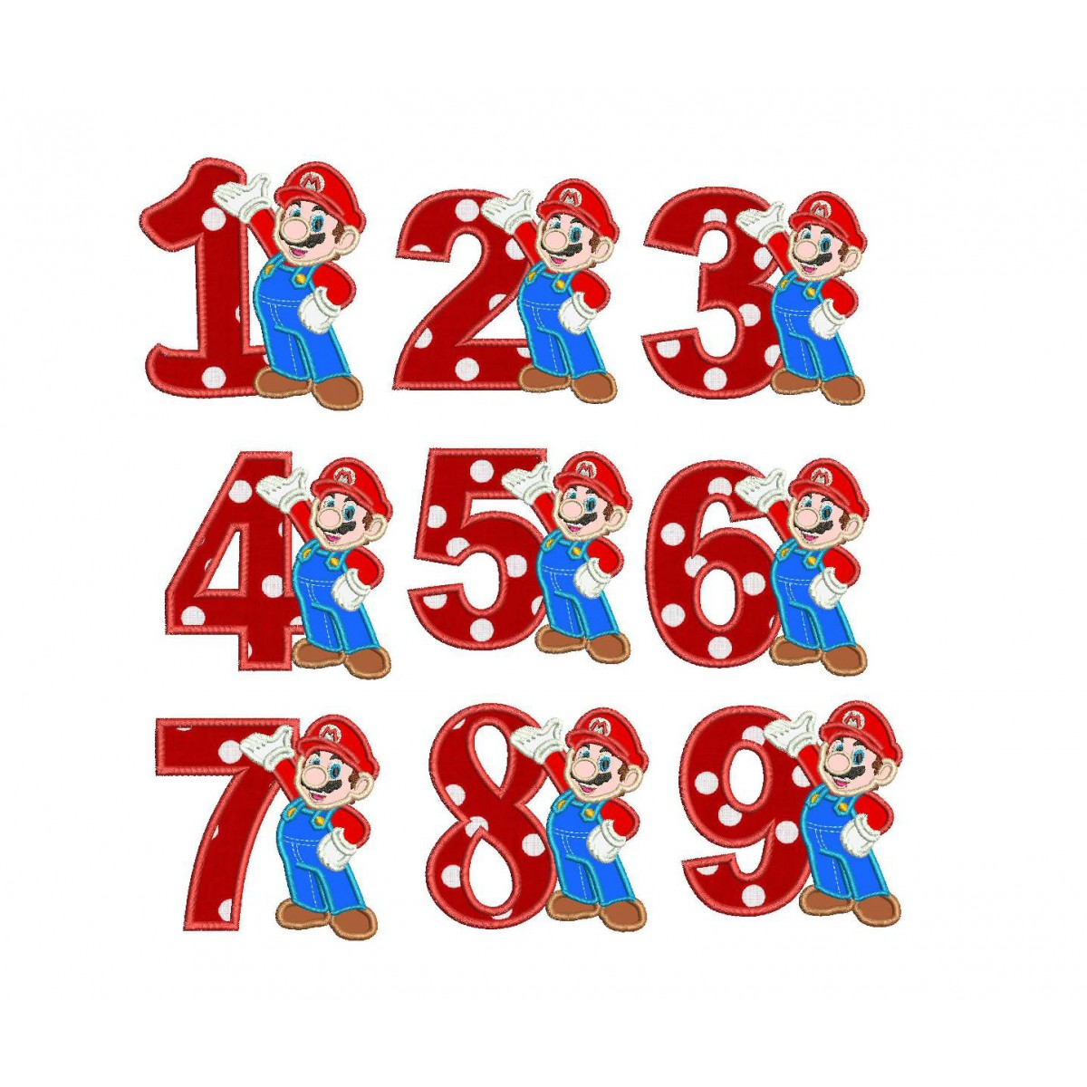 Super 7 Numbers